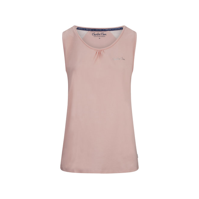 Damen Pyjama Tanktop The Only One in the Sea