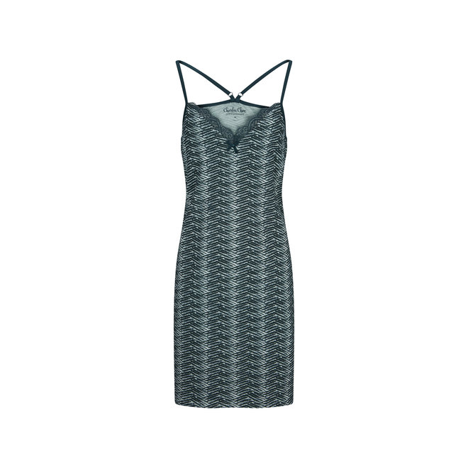 Damen Slipdress Sweet Sea Dreams