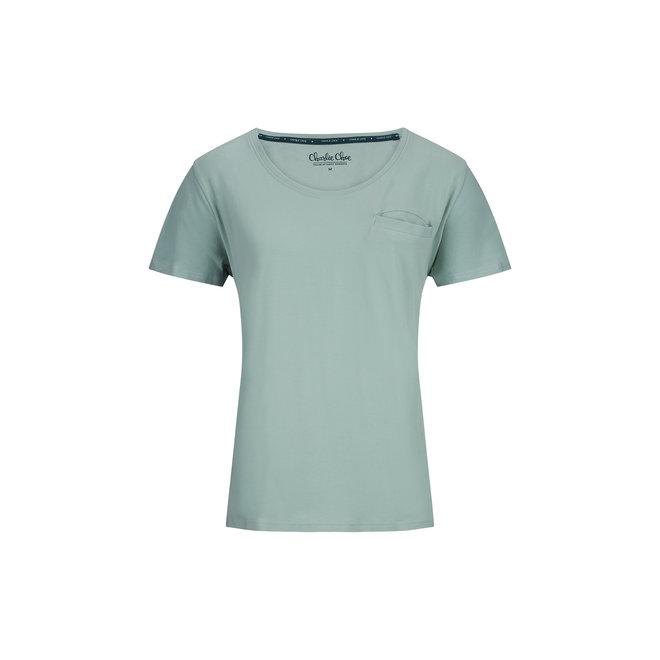 Damen Pyjama T-Shirt Sweet Sea Dreams