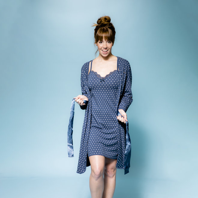 Dames Slipdress Under the Sea - Familie Thema