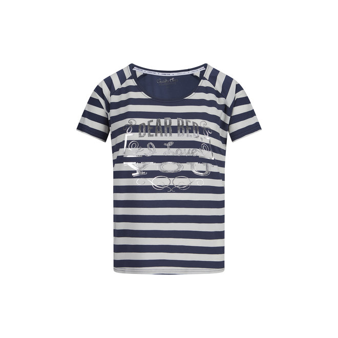 Damen Pyjama T-Shirt Under the Sea - Familienthema