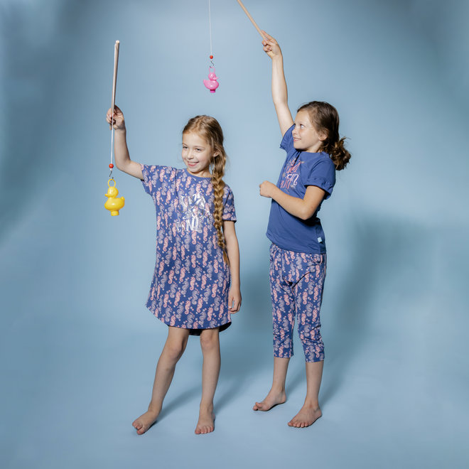 Girls' Pyjamas Set 3/4 The Only One in the Sea