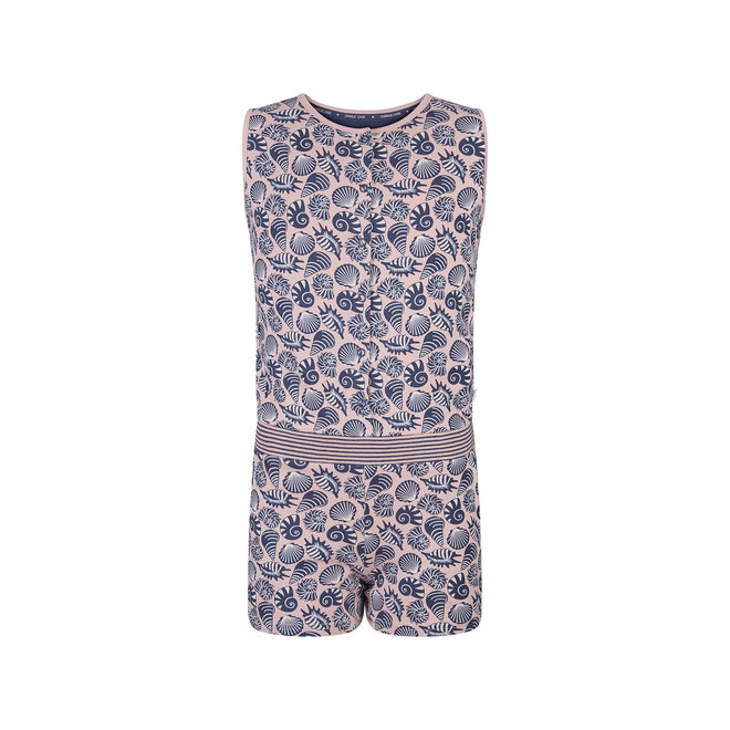 Girls' Pyjamas Jumpsuit Magical Sea