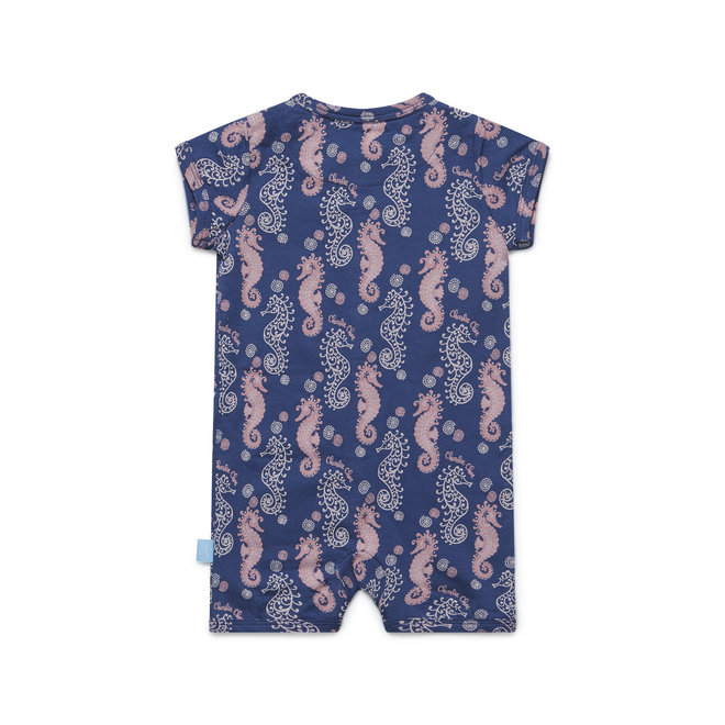 Girls' Baby Jumpsuit The Only One in the Sea