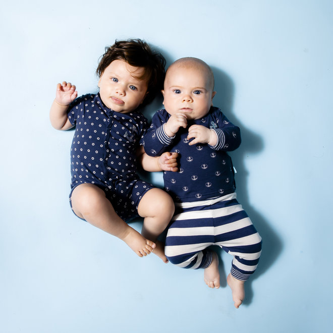 Girls' Baby Jumpsuit Under the Sea - Family Theme