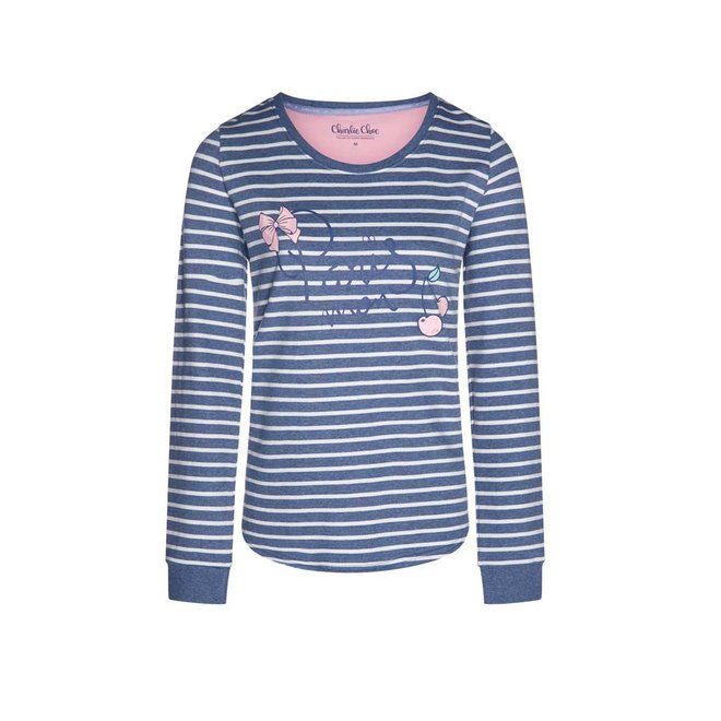 Dames Pyjama Sweater Paris Mon Cherie