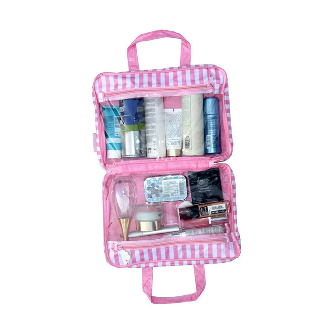 CHARLIE'S CLASSIC TOILETRY BAG