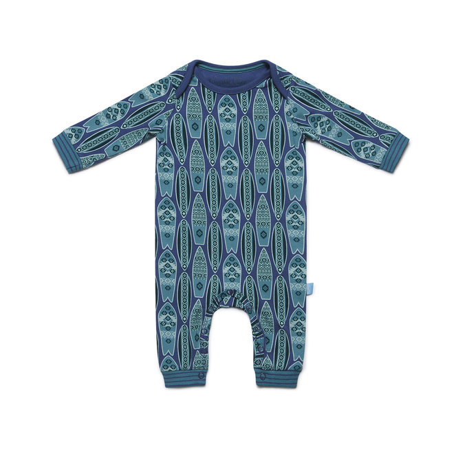 Boys' Baby Jumpsuit Surf's Up