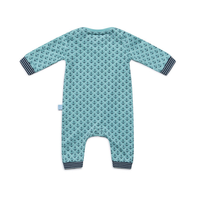 Jungen Baby Jumpsuit Sea You Soon