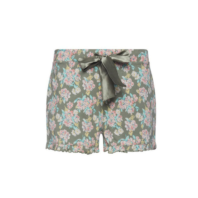 Women's Pyjama Short Wild Flowers