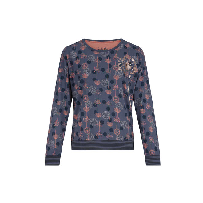 Women's Pyjama Shirt Pullover Fly Away