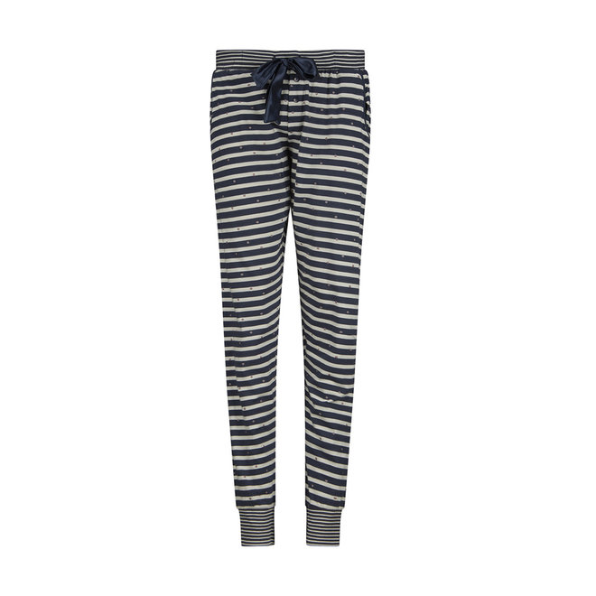 Pyjama Pants Far Far East stripe - Family theme