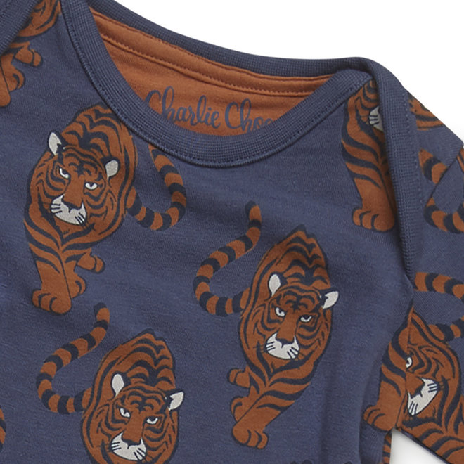 Boys' Baby Pyjamas Hi Tiger