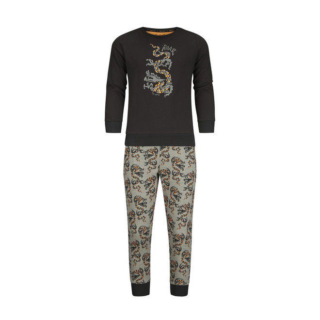Pyjama Lounge Set Roaring Dragons
