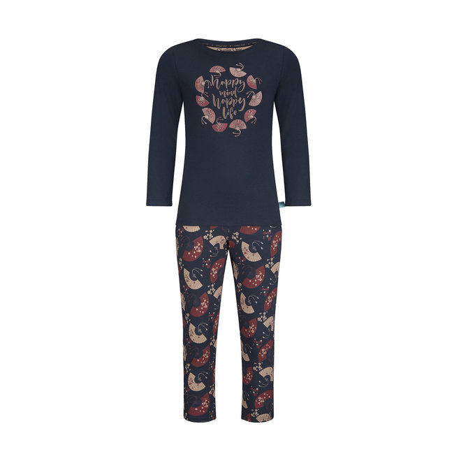 Pyjama Homewear Set Happy Life Fan