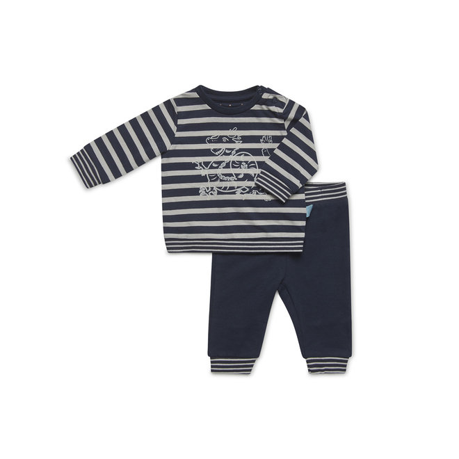 Boys' Baby Pyjama Lounge Set Far Far East - Family theme