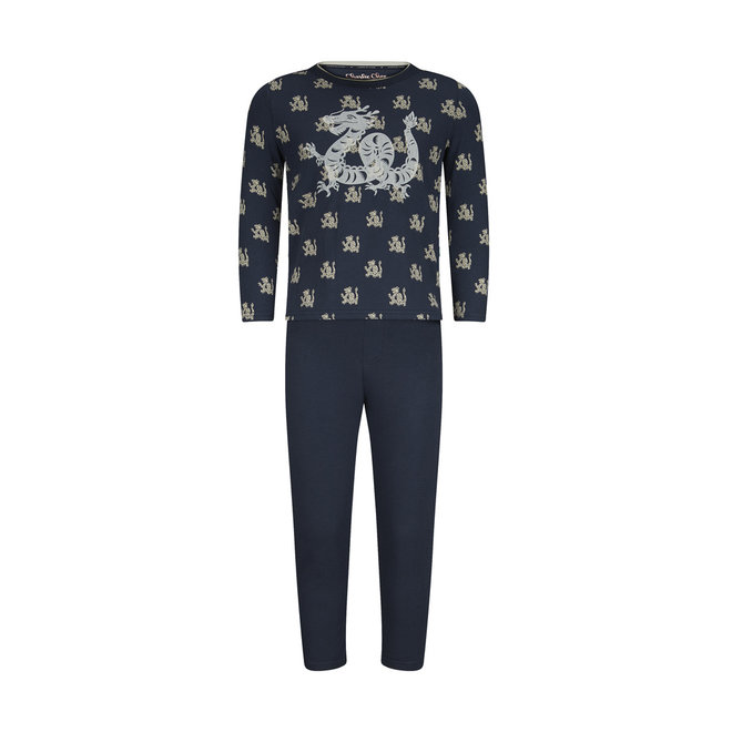 Jungen Pyjama Homewear Set Far Far East - Familie Thema