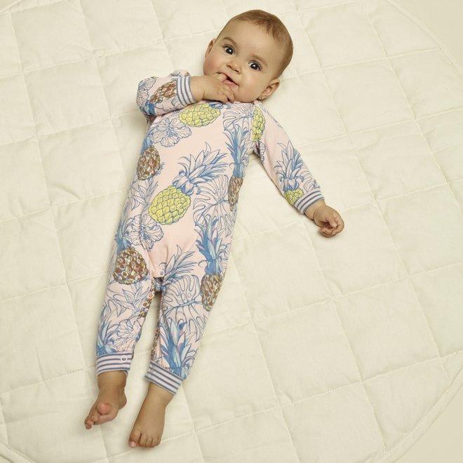 Charlie Choe Baby Meisjes Pyjama Roze Ananas
