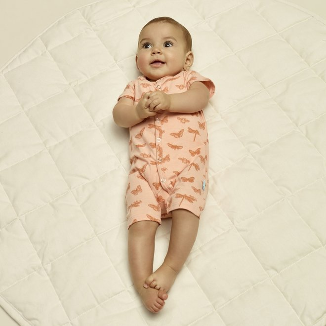 Charlie Choe Baby Girl Pyjamas Pink Butterfly