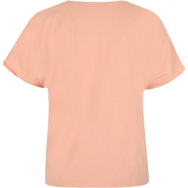 Charlie Choe Ladies Pyjama T-shirt Pink