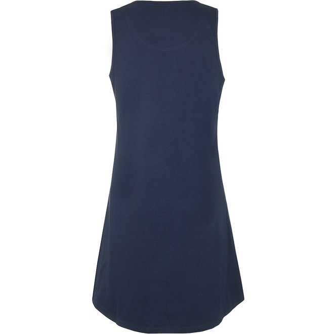 Charlie Choe Dames Nachthemd Blauw
