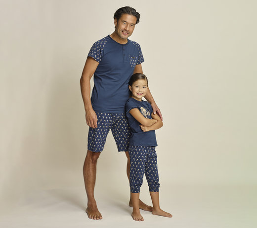 'Like father, like girl'-collection