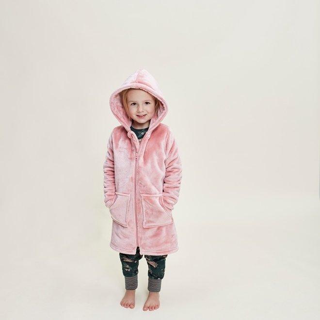 Charlie Choe Girls Bathrobe Pink
