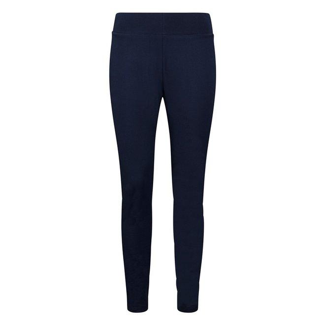 Charlie Choe Dames Pyjama Legging Blauw