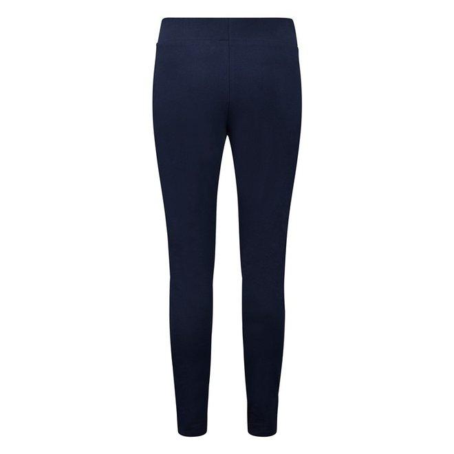 Charlie Choe Damen Pyjama Legging Blau