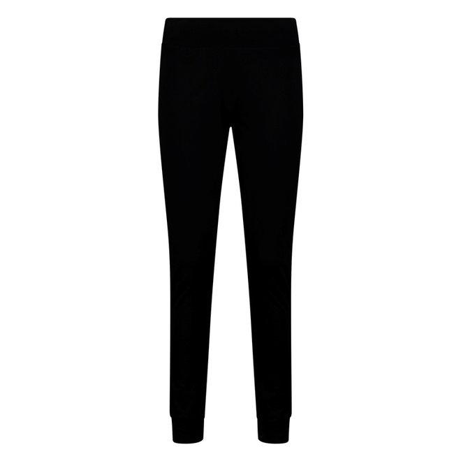 Charlie Choe Damen Pyjama-Leggings Schwarz