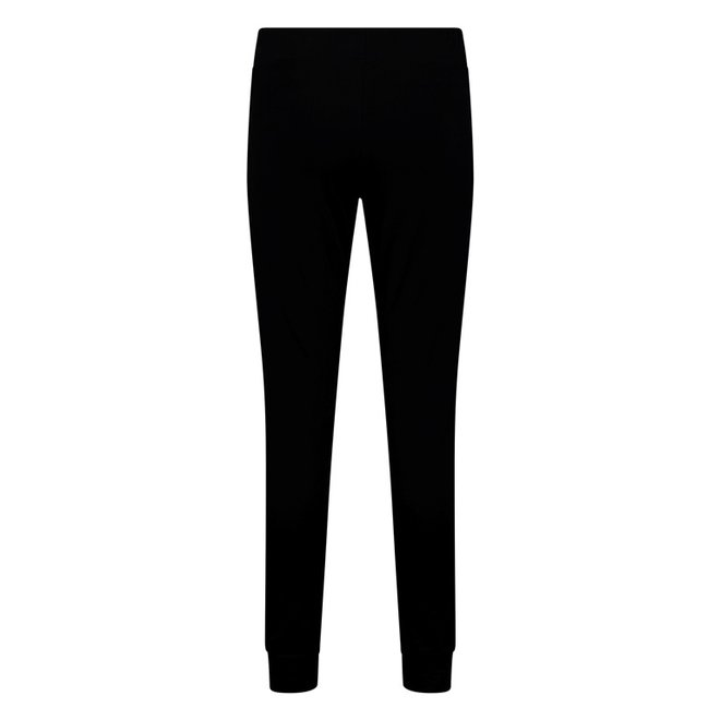 Charlie Choe Dames Pyjama Legging Zwart