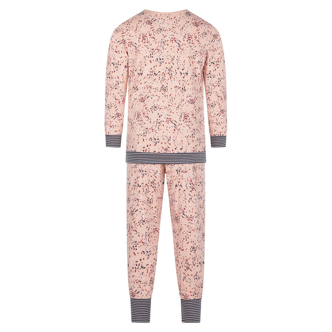 Charlie Choe Meisjes Pyjama Lounge Set Roze