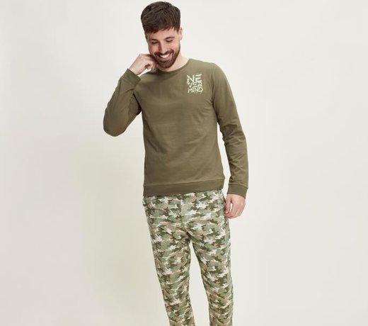 Charlie Choe Heren Pyjamabroeken