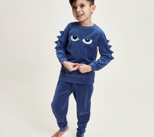 Charlie Choe Jungen Pyjama