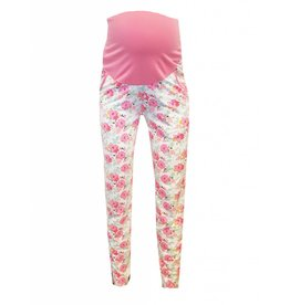 MATERNITY PYJAMA PANT ENGLISH ROSE