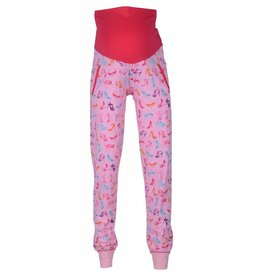 MATERNITY PYJAMA PANT FANCY SHOES