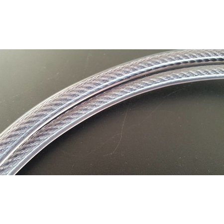 DoubleLock Losse kabel 120 CM - 10 MM - voor hangslot