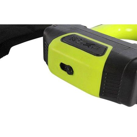 SXP Schijfremslot geel