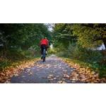 Met deze accessoires beschermt u uw fietsslot in de herfst tegen neerslag en kou