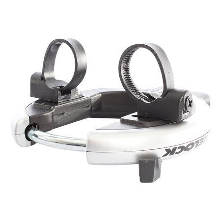 TRELOCK RS452 Ringslot P-O-C Zwart-zilver ART2