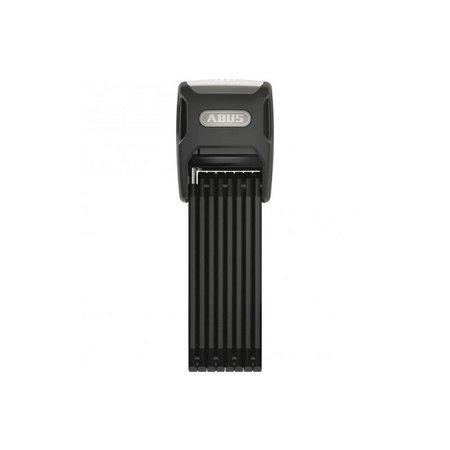 ABUS Vouwslot Bordo Big Alarm 6000A SH 120 cm Zwart - inclusief slothouder