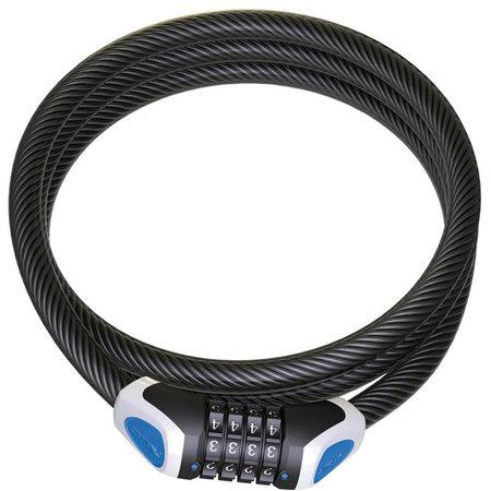 XLC Kabelslot Joker Zwart - 185 cm