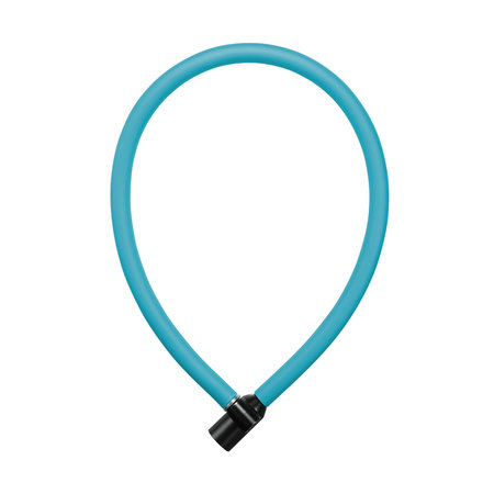 AXA Kabelslot Resolute 6-60 - Ice Blue