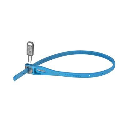 Hiplok Z Lok Security Tie - Blauw
