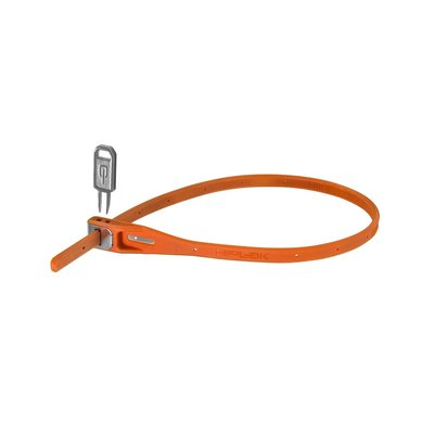 Hiplok Z Lok Security Tie - Oranje