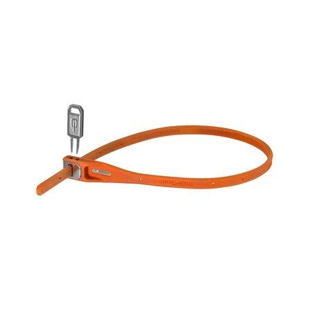 Hiplok Z Lok Security Tie - Oranje
