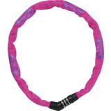 ABUS Kettingslot Steel-O-Chain 4804C Pink - 75cm