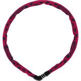 ABUS Kettingslot Steel-O-Chain 4804C Pink Symbols - 75cm