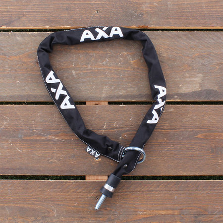 AXA Insteekketting RLC Plus 100cm Zwart - Anniversary Edition