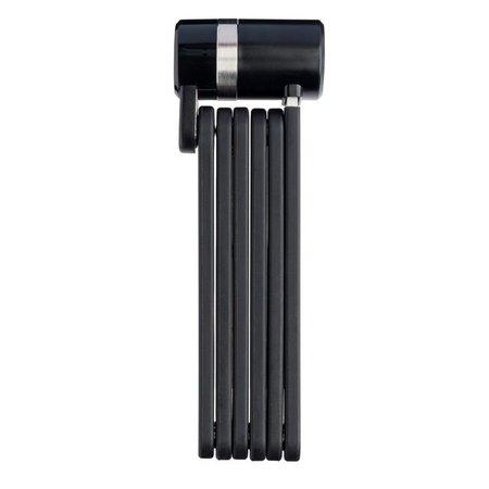 AXA Vouwslot Newton FL90K Zwart 90cm - met houder